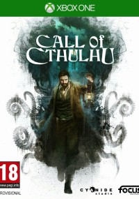 Call of Cthulhu (2018) plakat
