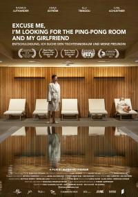 Przepraszam, szukam stołu do ping ponga oraz mojej dziewczyny