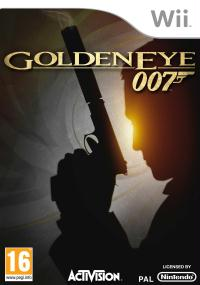 GoldenEye 007 (2010) plakat