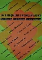 plakat - Jak rozpętałem drugą wojnę światową (1969)