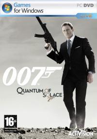 Quantum of Solace (2008) plakat