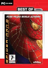 Spider-Man 2: The Game (2004) plakat