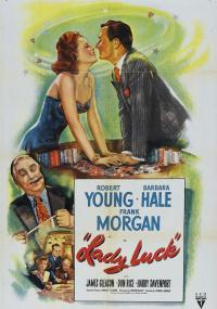 Lady Luck (1946) plakat