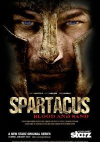 Spartakus: Krew i piach (2010) plakat
