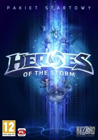 Heroes of the Storm (2015) plakat