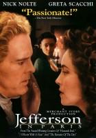 plakat - Jefferson w Paryżu (1995)