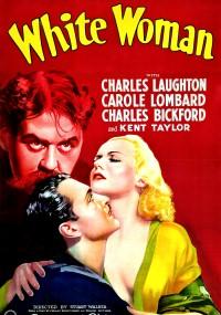 White Woman (1933) plakat