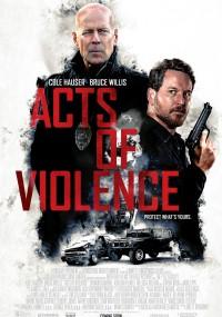 Akt przemocy (2018) plakat