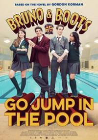 Bruno i Bucior: Wskakujcie do basenu (2016) plakat