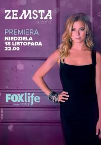 Zemsta (2011) plakat