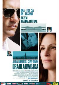 Gra dla dwojga (2009) plakat