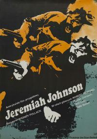 Jeremiah Johnson (1972) plakat