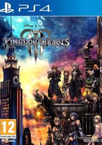 Kingdom Hearts III (2019) plakat