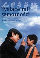 plakat - Tysiące mil samotności (2005)