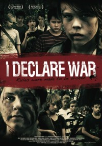 I Declare War (2012) plakat