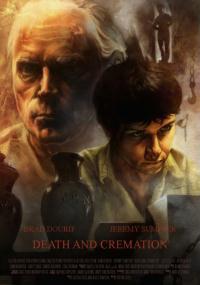 Śmierć i kremacja (2010) plakat