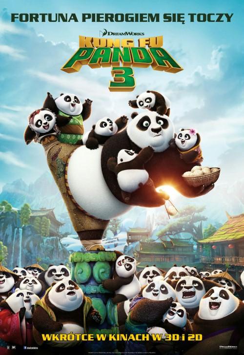 Kung Fu Panda 3 online na Zalukaj