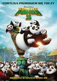 Kung Fu Panda 3 (2016) plakat
