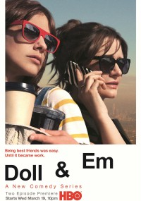 Doll & Em (2014) plakat