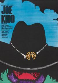 Joe Kidd (1972) plakat