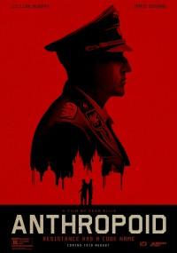 Operacja Anthropoid (2016) plakat