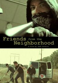 Friends from the Neighborhood (2014) plakat