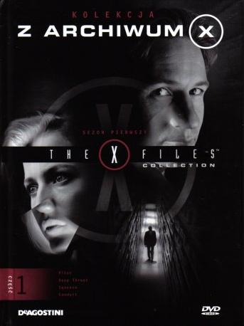 Z Archiwum X / The X Files [Sezon 1] (1993-) PL.BRRip.480p.XviD-LTN / Lektor PL