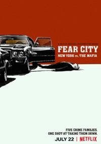 Miasto strachu: Nowy Jork kontra mafia (2020) plakat