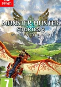 Monster Hunter Stories 2: Wings of Ruin (2021) plakat
