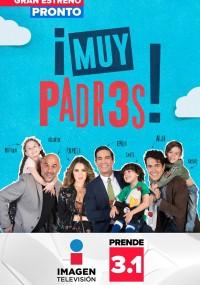 Muy Padres (2017) plakat
