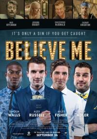 Believe Me (2014) plakat
