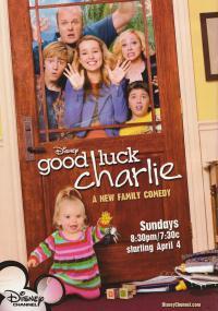 Powodzenia Charlie (2010) plakat