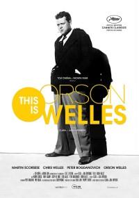 Nazywam się Orson Welles (2015) plakat