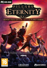 Pillars of Eternity (2015) plakat