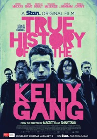 Prawdziwa historia gangu Kelly'ego (2019) plakat