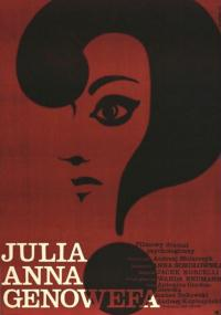 Julia, Anna, Genowefa... (1967) plakat