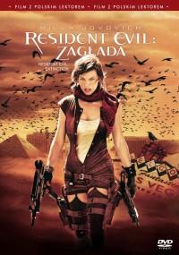 Resident Evil: Zagłada (2007) plakat