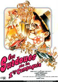 Les surdoués de la première compagnie (1981) plakat