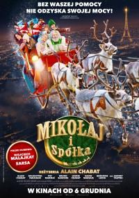 Mikołaj i spółka (2017) plakat
