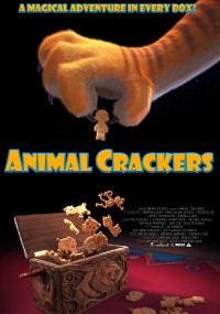 Animal Crackers (2017) plakat