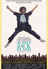 Jumpin' Jack Flash (1986) plakat
