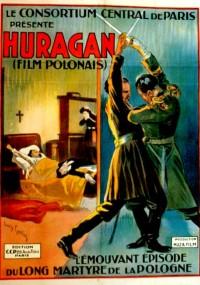 Huragan (1928) plakat