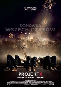 Projekt X (2012) plakat
