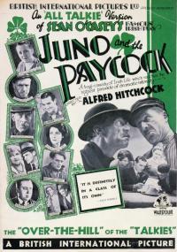 Juno i Paw (1929) plakat