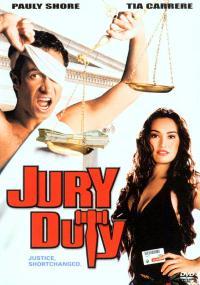 Sędzia kalosz (1995) plakat