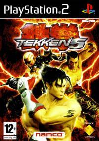 Tekken 5 (2004) plakat