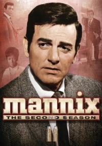 Mannix (1967) plakat