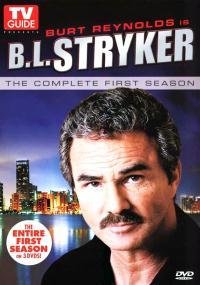 B.L. Stryker (1989) plakat