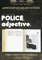 plakat - Policjant, przymiotnik (2009)