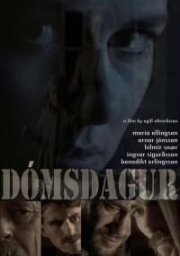 Dómsdagur (1998) plakat